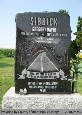 Gregory David Sibbick