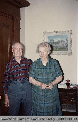 Mr. & Mrs. Rammage