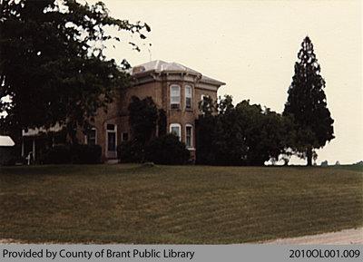 Mrs. Ruth Cunningham's Home