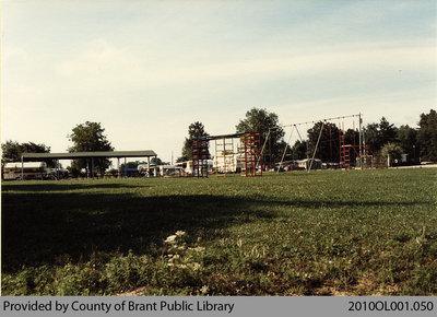 Willow Lake Playground