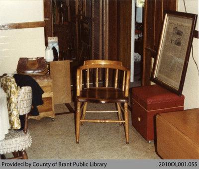 Eliakim Malcolm's Chair