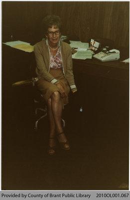 Mrs. Margery Gatward