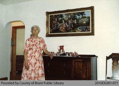 Mrs. Goldie Riddoch