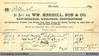 William Merrill