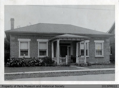 Levi Boughton House