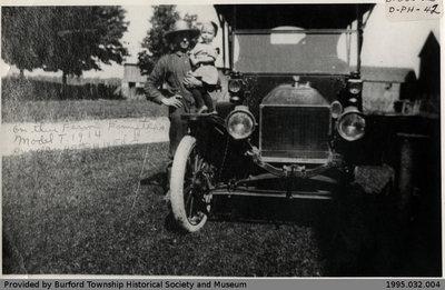 Albert Harold Farrington with Joey Anderson