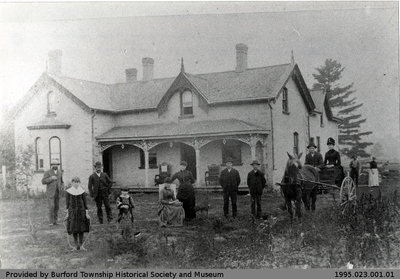 Costain Family Homestead