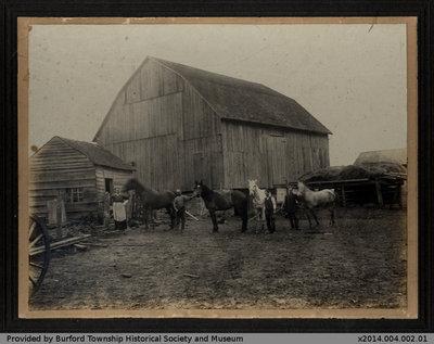 Farm of Henry Shellington