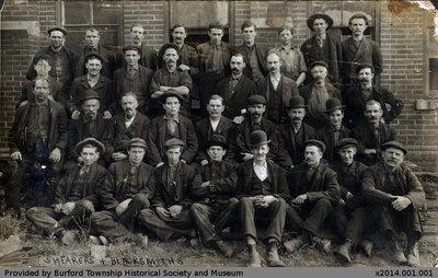 Shearers and Blacksmiths