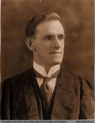 Reverend George Kelly