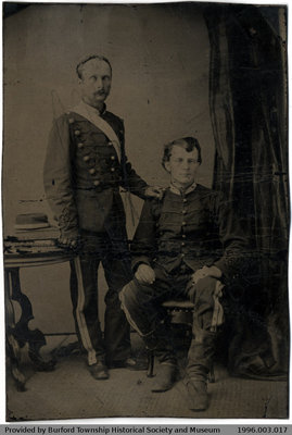 Two Men in Uniform