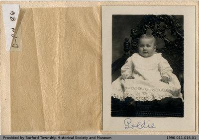 Goldie Shellington