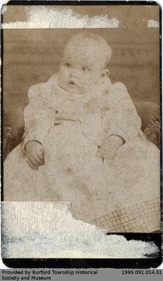 Mildred Edmonds at Six Months