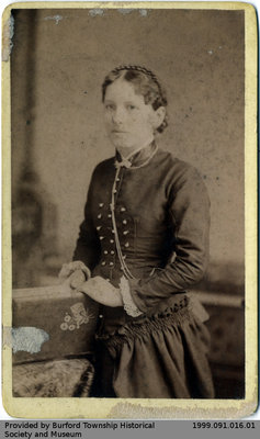 Ida Louise Yates