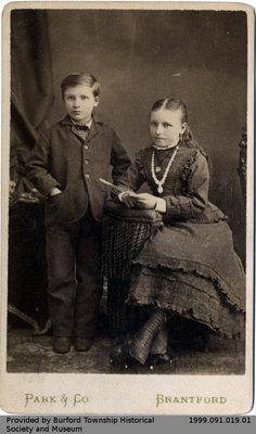 Ida and Charles Yates