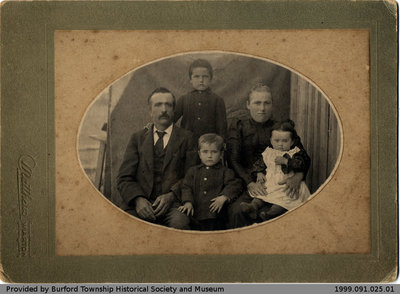 Unidentified Family Photograph