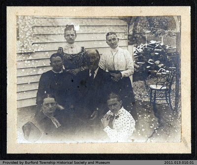 Possible Force Family Photograph