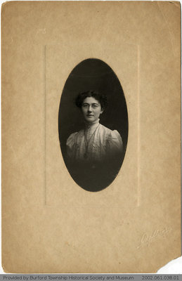Maude McIntyre