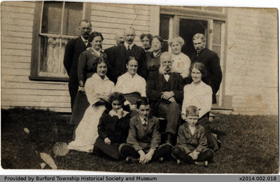 Unidentified Family Photo