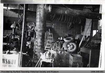 Wally Shellington's Garage