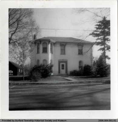 House in Burford