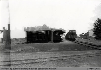 Burford Railway Station