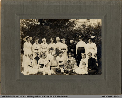 Burford Women's Missionary Society