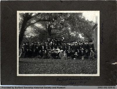 1904 Burford Women's Institute Members