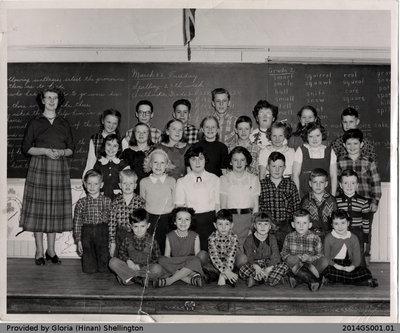 Muir School Class of 1955