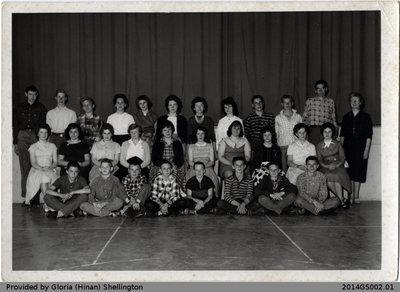 Coronation School Students