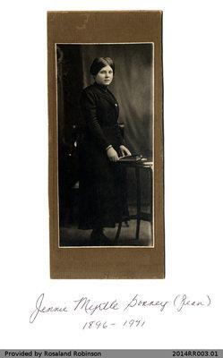 Jennie Myrtle Bonney