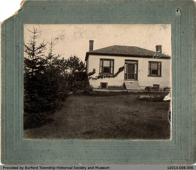 Photo of an Unidentified House