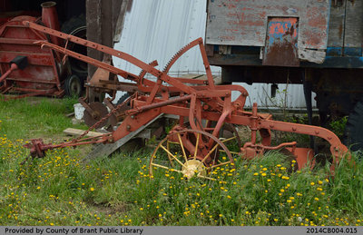 Late-1930s Plow