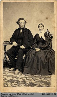 Mr. & Mrs. Perlee