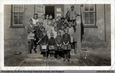 Hatchley School Class Photo