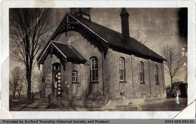 S.S. #19 Hatchley School