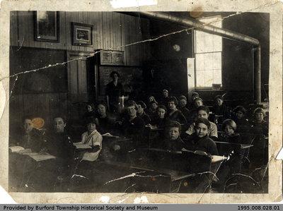 Northfield School Class Photo