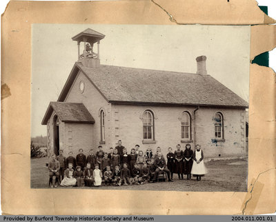 Salem School Class Photo
