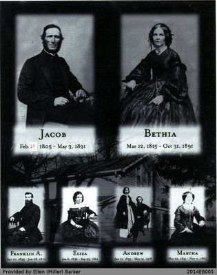 The Family of Jacob Miller
