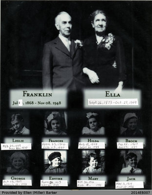 The Family of Franklin Miller