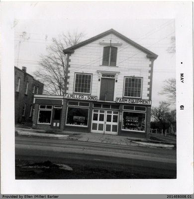 F.A. Miller & Sons Store Photo