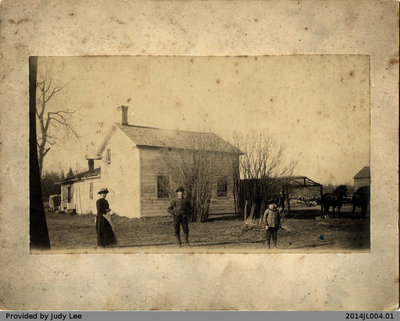 The Home of Joseph Boyd Photo