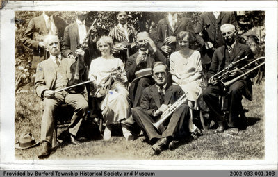 1926 Burford Orchestra