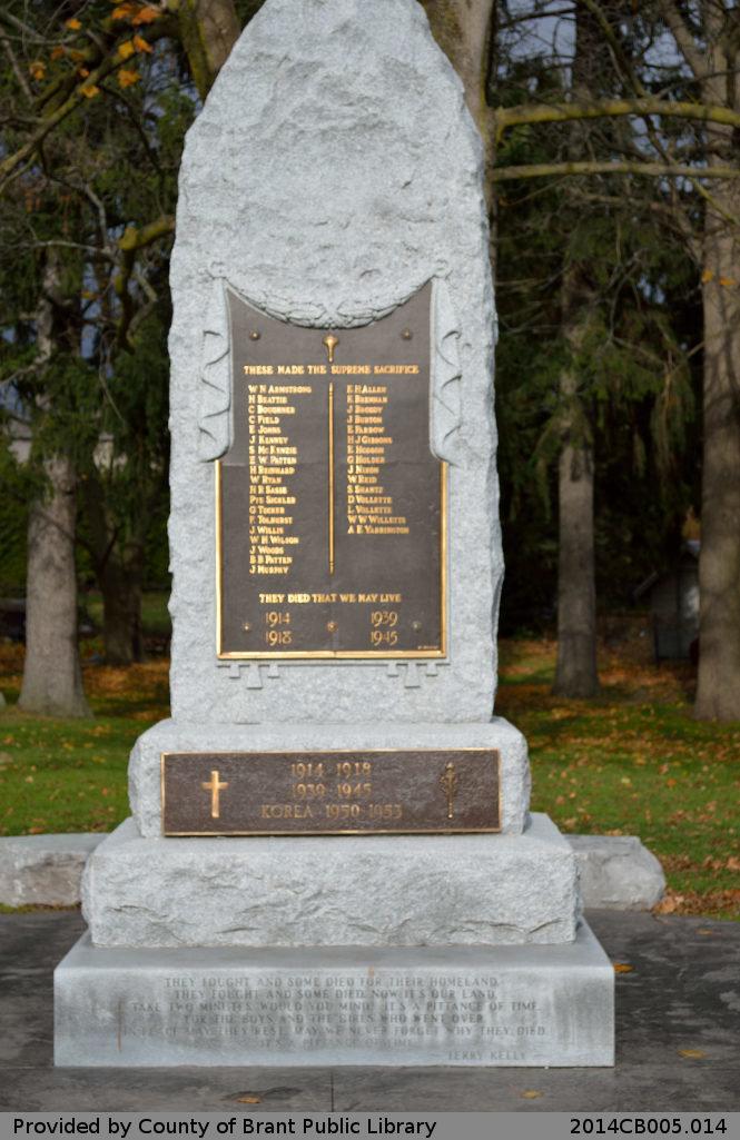 St. George Memorial Park