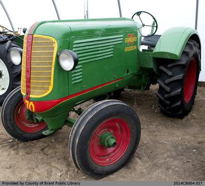 1944 Oliver 70 Standard Goodison