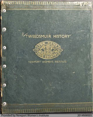 Newport Women's Institute Tweedsmuir History #2