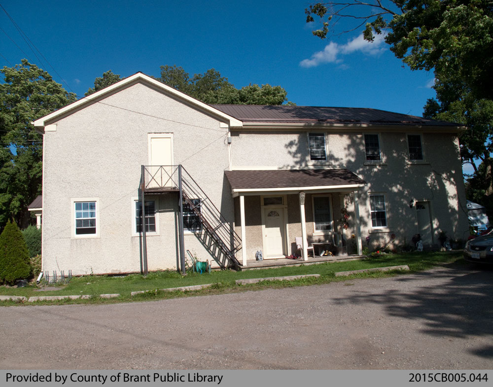 Glen Morris Public Library