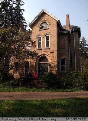 Ron Eddy House