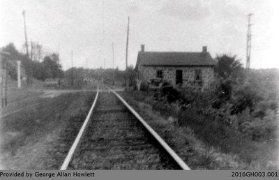 Photographs of Glen Morris LE&N Station