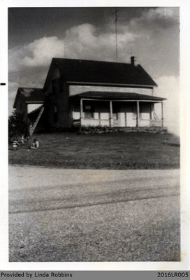 Photograph of the Harley Homestead